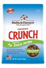 Stella & Chewy's Carnivore Crunch Duck Recipe Treats