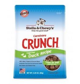 Stella & Chewy's Carnivore Crunch Duck Recipe Treats