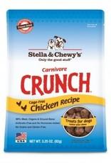 Stella & Chewy's Carnivore Crunch Chicken Recipe Treats