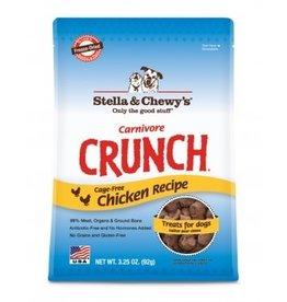 Stella & Chewy's Carnivore Crunch Chicken Recipe Treats