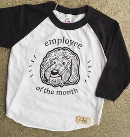 Independent Shop Dog & Co. Employee of the Month T-Shirt for Kids
