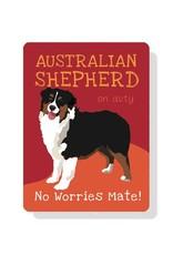 Independent Aussie Sign