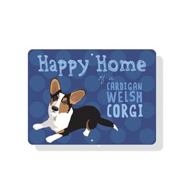 Independent Cardigan Corgi Sign
