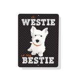 Independent Westie Sign