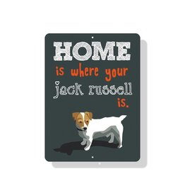 Independent Jack Russell Sign