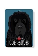 Independent Newfie Sign
