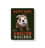 Independent Bulldog Sign