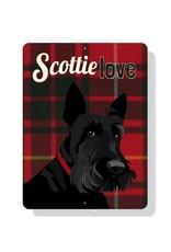 Independent Scottie Sign