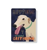 Independent Rescued Greyhound Sign