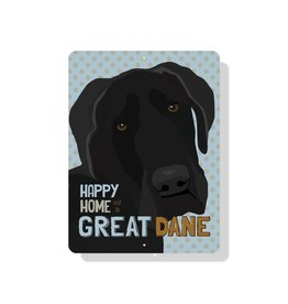 Independent Great Dane Sign