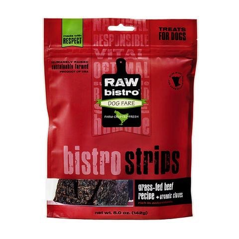 Raw Bistro Beef Strips
