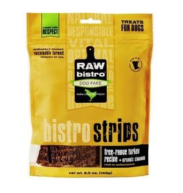 Raw Bistro Turkey Strips