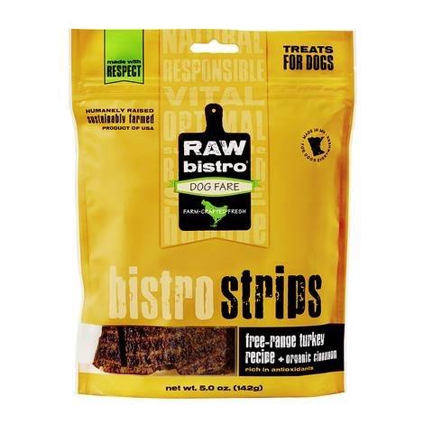 Raw Bistro Turkey Strips