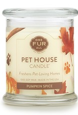 One Fur All Pumpkin Spice Candle