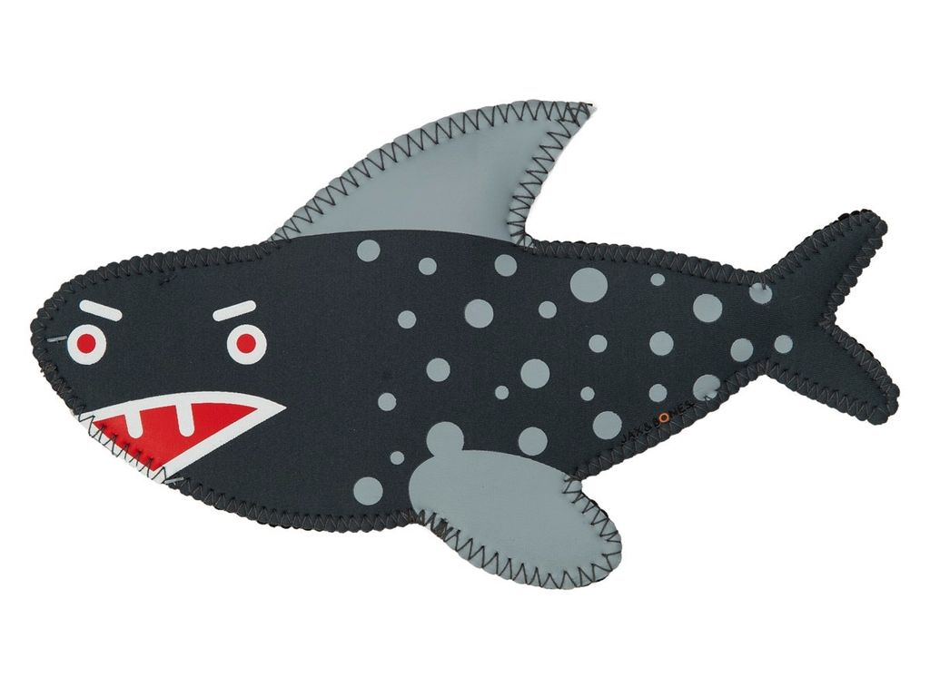 Jax and Bones Neoprene Shark