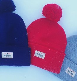 Independent Shop Dog & Co. Beanie Navy