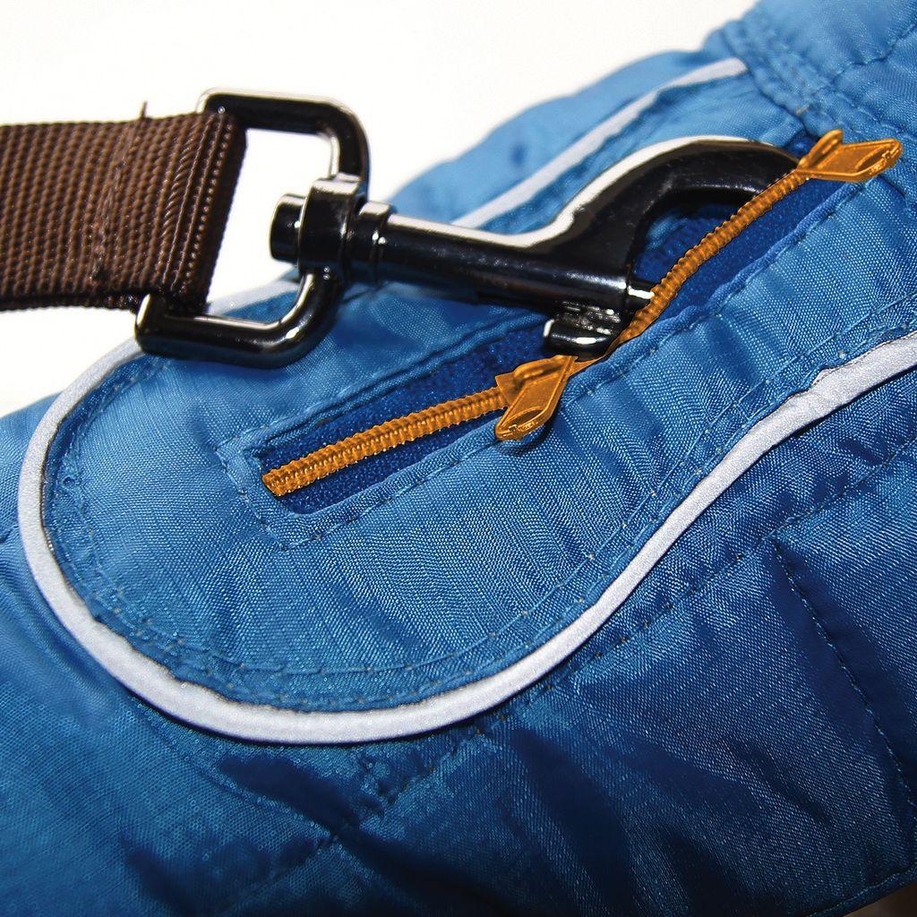 KURGO Loft Jacket Blue XS
