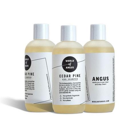 Independent Angus Cedar Shampoo