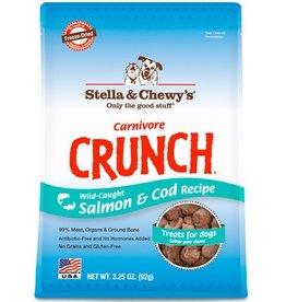 Stella & Chewy's Carnivore Crunch Salmon & Cod Recipe Treats