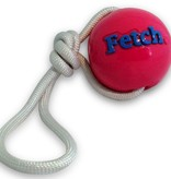 Planet Dog Fetchball w/ Rope