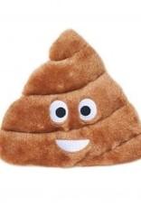 Zippy Paws Pile-O-Poo Squeakie Emoji