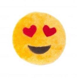Zippy Paws Heart Eyes Emoji Squeakie Toy