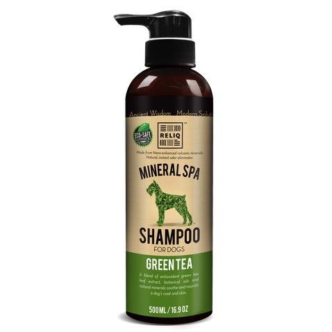 ReliqPet Green Tea Shampoo
