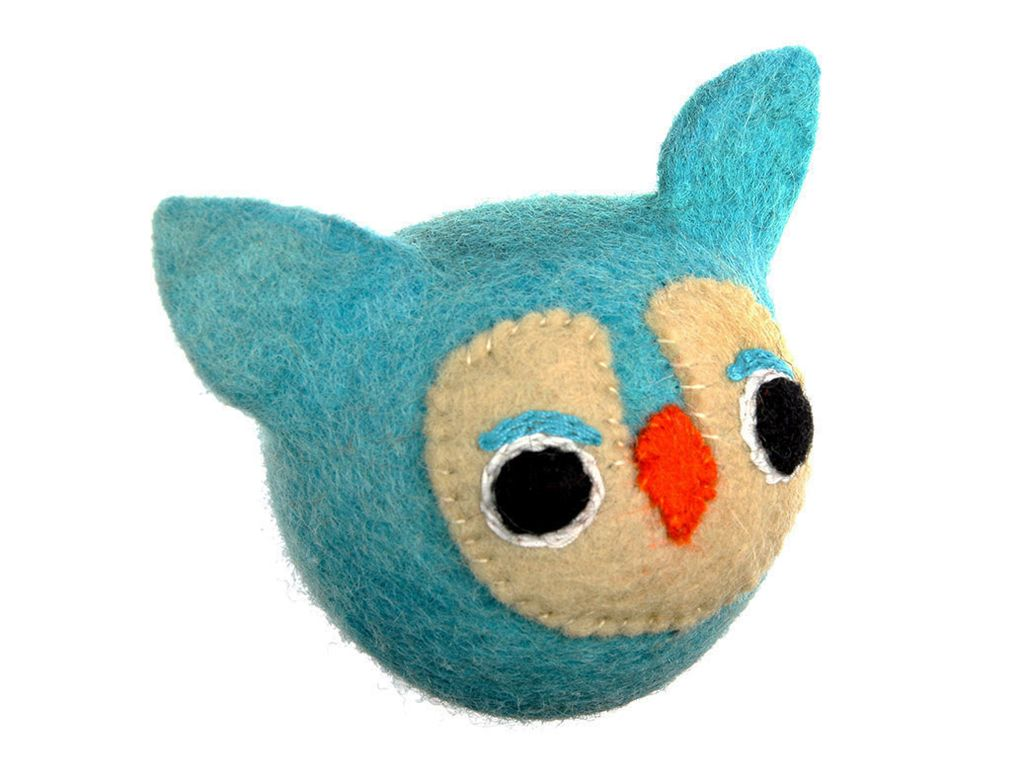 RC Pet Products WOOLY OWL