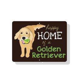 Independent Golden Sign