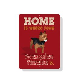 Independent Yorkie Sign