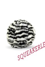 Fluff & Tuff, Inc Fluff Zebra Ball