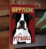Independent Pitbull Sign