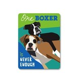 Independent Boxer Sign