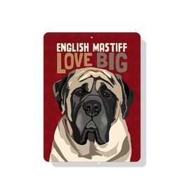 Independent Mastiff Sign