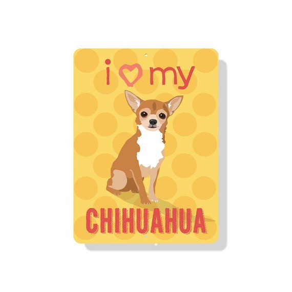 Independent Chihuahua Sign