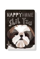Independent Shih Tzu Sign