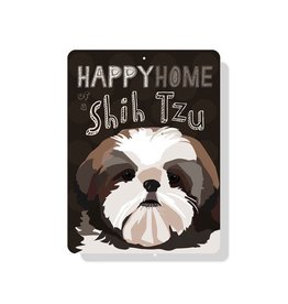 Independent Shih Tzu Sign