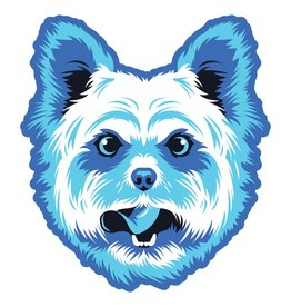 GoldenDoodle, LLC Yorkie Car Magnet