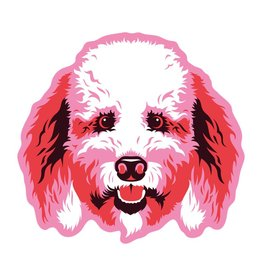 GoldenDoodle, LLC Goldendoodle Car Magnet