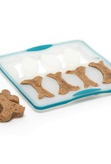 Messy Mutts Silicone Dog Treat Maker - Small