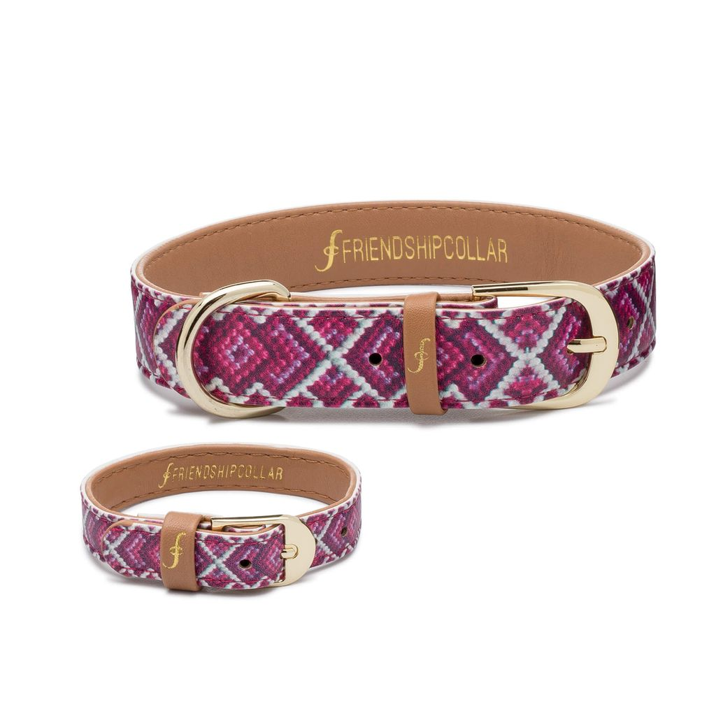 Independent Pedigree Princess Friendship Collar - XXXS