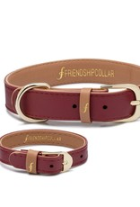 Independent Bordeaux Friendship Collar - XS