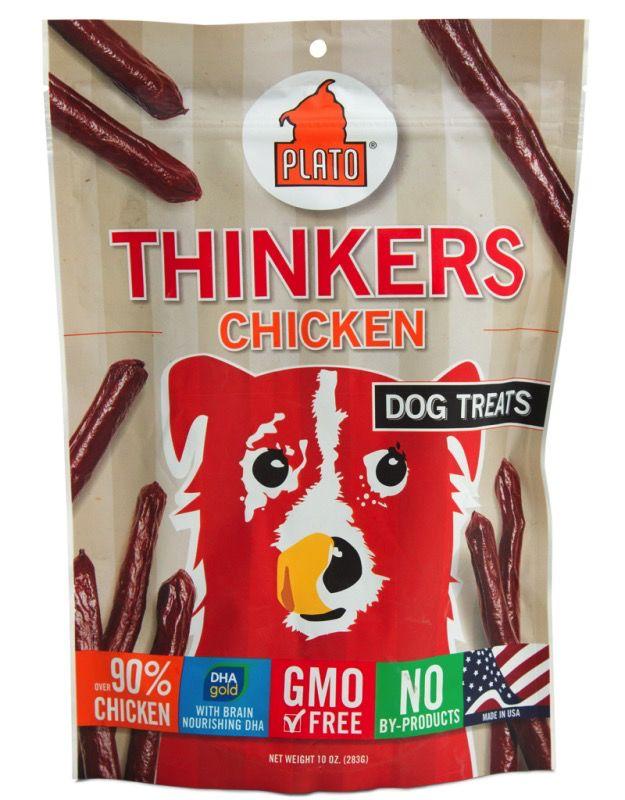 Plato Plato's Thinker Sticks - Chicken