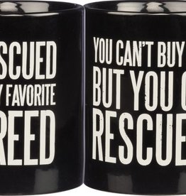 Primitives Rescue It Mug