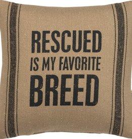 Primitives Rescued Pillow