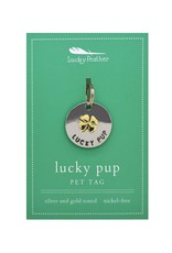 Lucky Feather Lucky Pup Collar Charm