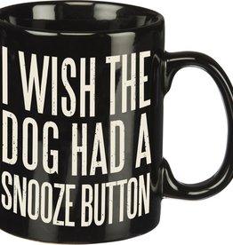 Primitives Snooze Button Mug