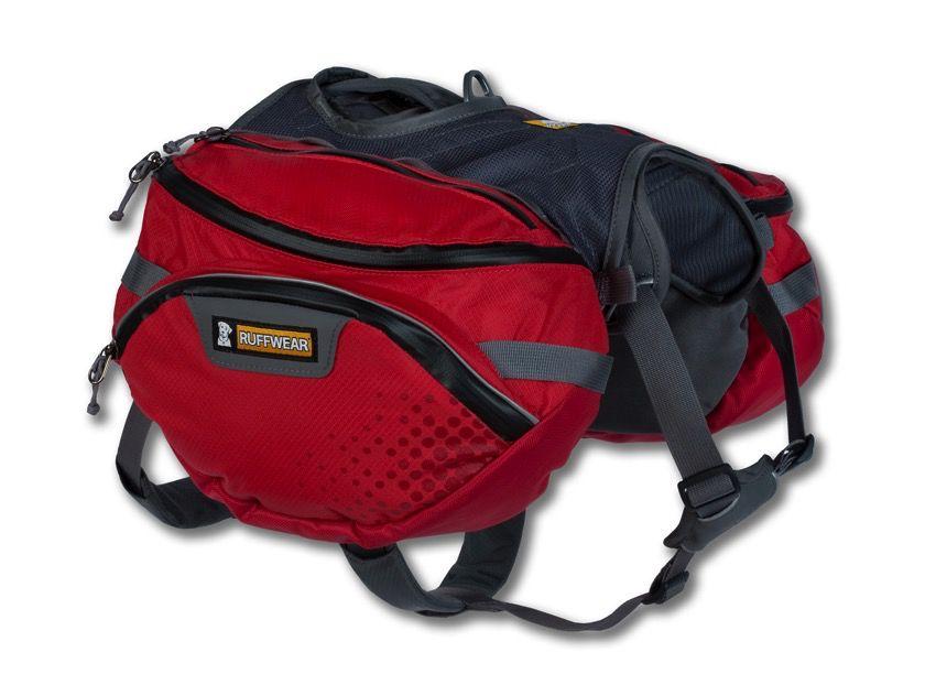 Ruffwear Palisades Pack Red M