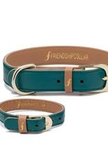 Independent Racing Green Friendship Collar - XS