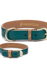 Independent Racing Green Friendship Collar - XXXS